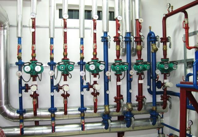 cистема отопления многоквартирного жилого дома: подключение, особенности