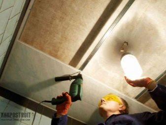Отделка пластиковыми панелями стен и потолков: облицовка, обшивка, монтаж своими руками