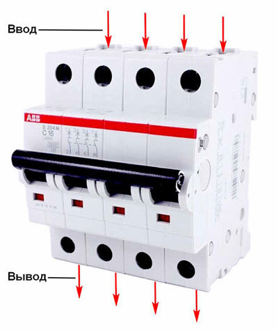 Вводной автомат для частного дома, квартиры: какой ставить, на сколько ампер?