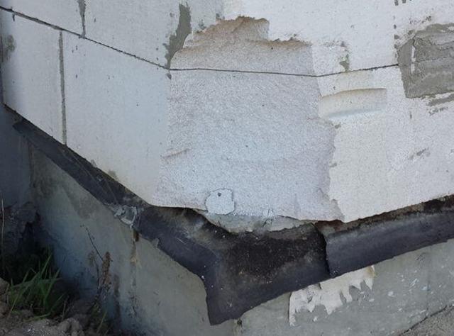 Штукатурка газобетона (внутри и снаружи) дома: чем проводить?