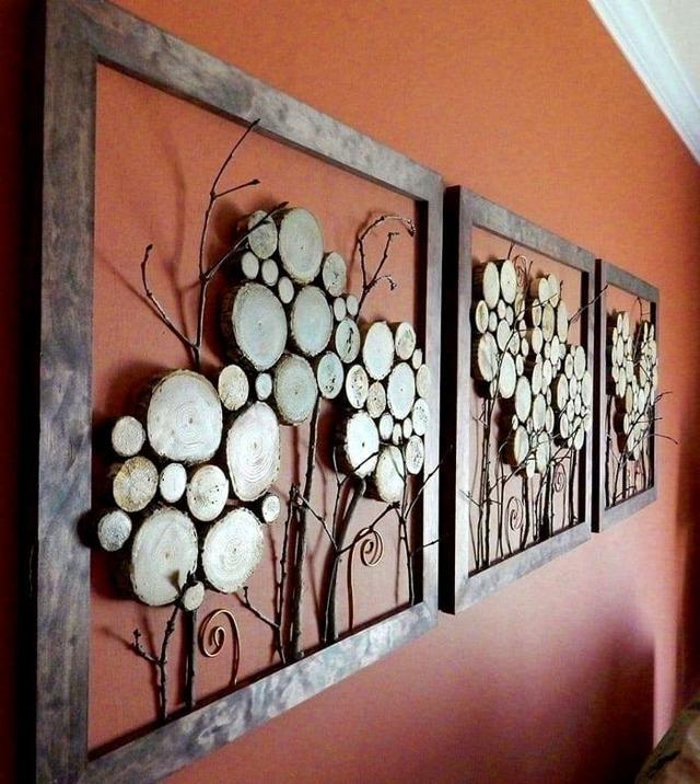 Декорирование дома своими руками: оригинальные варианты оформления