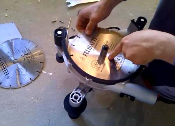 Штроборез - насадка на болгарку для штробления: как сделать своими руками