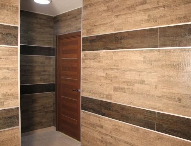 Варианты отделки стен в квартире современным отделочными материалами