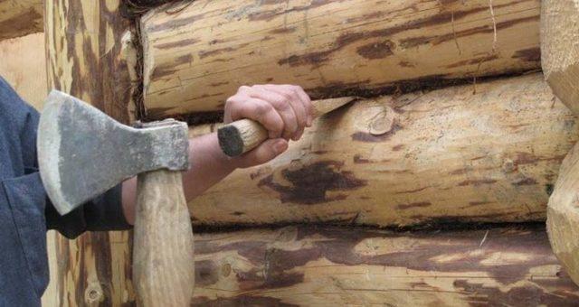 Как конопатить сруб бани своими руками – пошаговая инструкция