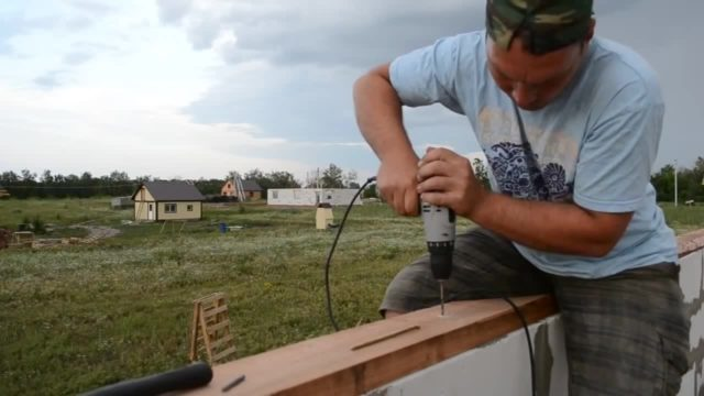 Мауэрлат: что это такое в строительстве крыши, размеры