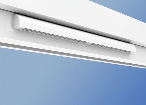 Вентиляция в квартире: как установить приточный клапан на пластиковые окна