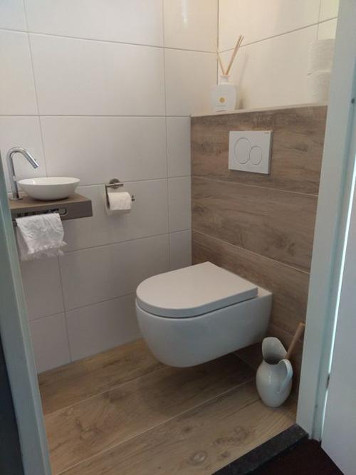 Ремонт туалета в хрущевке своими руками