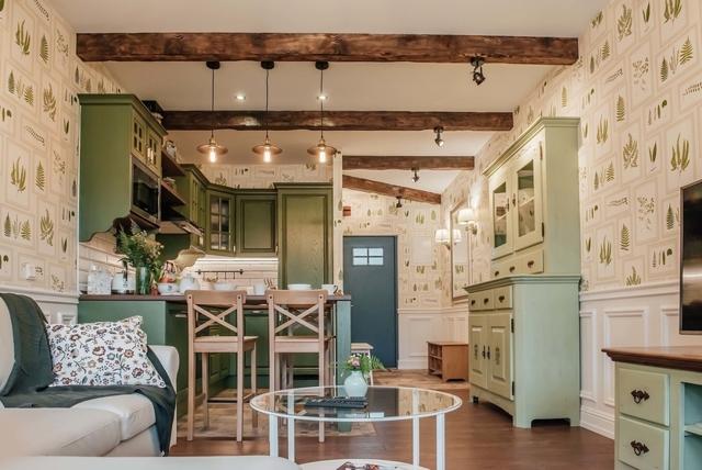 Квартира в стиле прованс: ремонт и дизайн интерьера