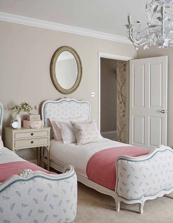 Спальня в стиле прованс – дизайн интерьера