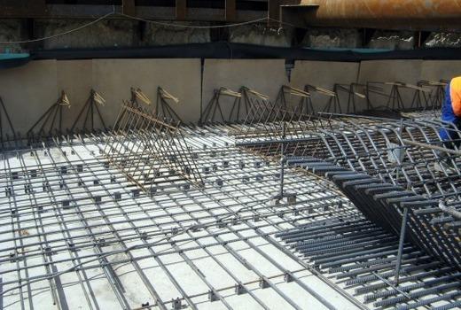 Толщина защитного слоя бетона для арматуры в фундаменте