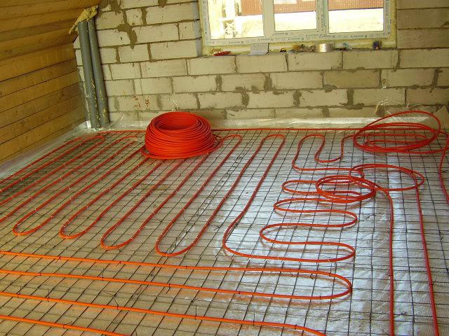 Электрическое отопление частного дома своими руками: схемы и системы обогрева