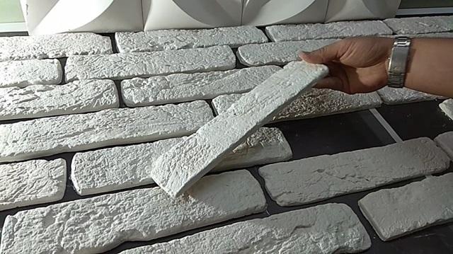 Изготовление декоративной гипсовой плитки своими руками