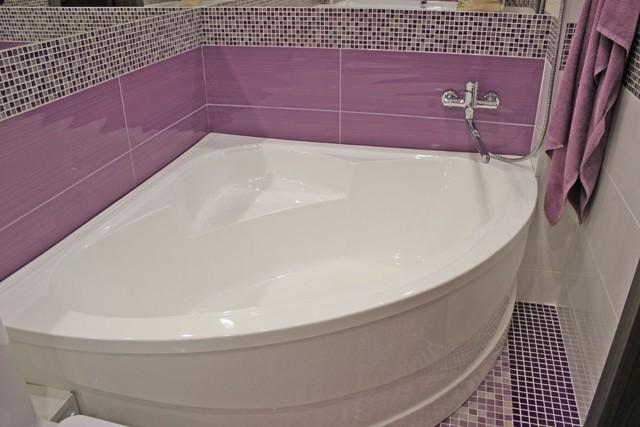 Идеи дизайна для маленькой ванной команты