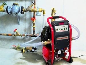 Промывка системы отопления в частном доме своими руками