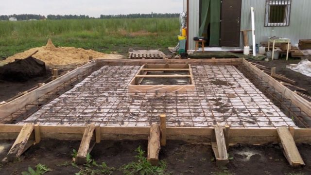 Фундамент под гараж – самая эффективная технология строительства