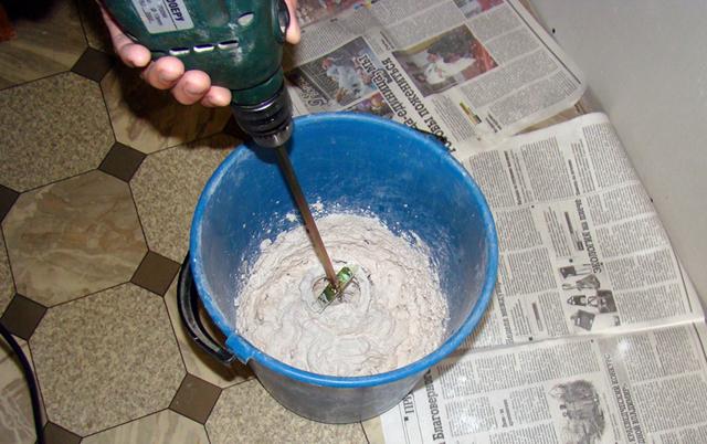 Алебастр – что это, где применяется и как разводится водой