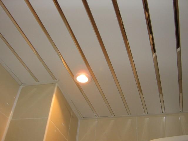 Монтаж реечного потолка: как установить своими руками?