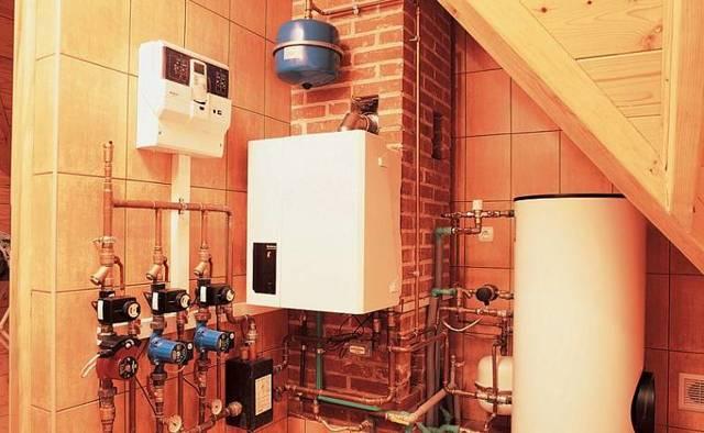 Вентиляция котельной в частном доме с газовым котлом: правила и нормы