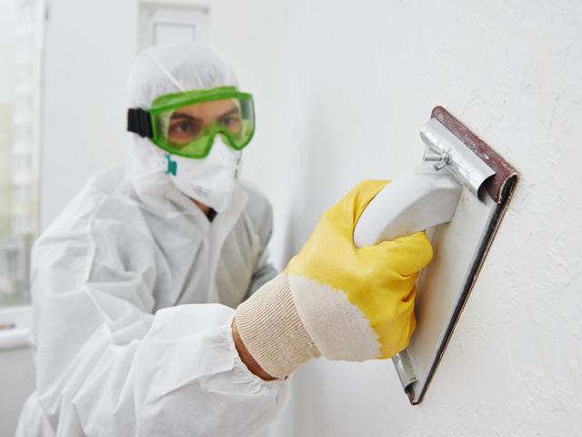 Шлифовка стен после шпаклевки: как и чем шкурить (зачищать)