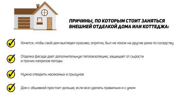 Как дешево и красиво обшить деревянный дом – материалы для облицовки