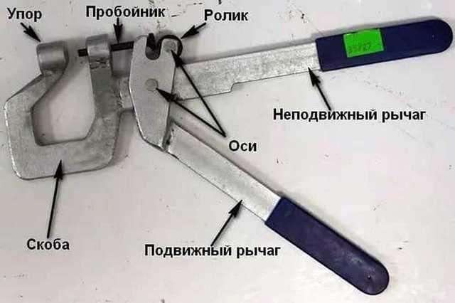 Что такое просекатель для металлического профиля под гипсокартон: какие виды бывают, как ими пользоваться