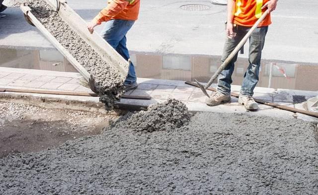 Расход цемента и песка на 1м3 раствора – как соблюсти пропорции?