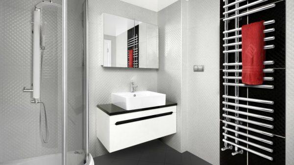 Водяной полотенцесушитель: какой лучше выбрать для ванной комнаты