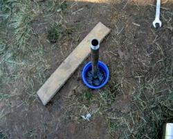Абиссинский колодец (скважина): что это такое, как сделать своими руками