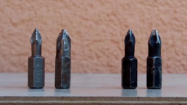 Биты для шуруповерта: классификация, какие лучше, маркировки, виды