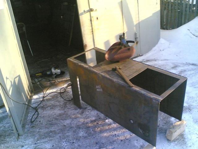 Отопительный котел на дровах для частного дома и дачи своими руками