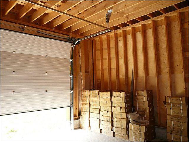 Как сделать каркасный гараж своими руками – пошаговая инструкция