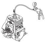 Как правильно отрегулировать карбюратор на бензопиле?