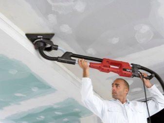 Как покрасить потолок водоэмульсионной краской по побелке
