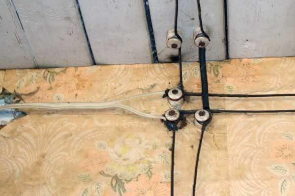 Как найти обрыв в скрытой проводке в стене?