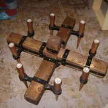 Деревянная люстра своими руками: инструкция по изготовлению