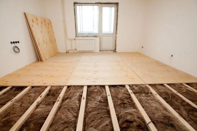 Звукоизоляция пола в квартире: материалы, как сделать?