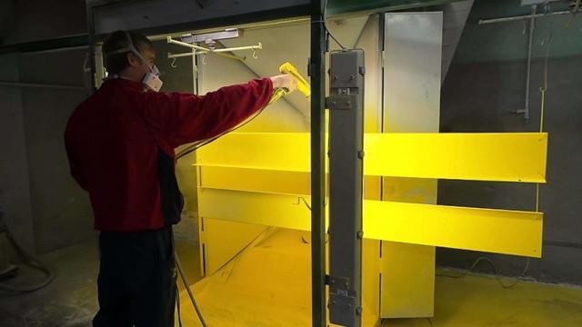 Порошковая окраска металлических изделий своими руками, технология