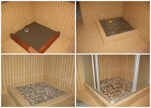 Как сделать душевую кабину своими руками в частном доме, квартире