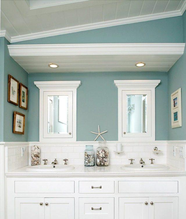 Как сделать реечный потолок в ванной комнате своими руками
