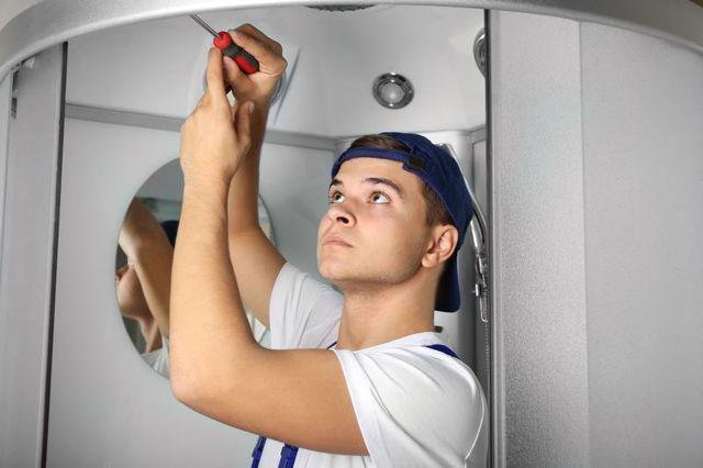 Установка душевой кабины своими руками – как правильно собирать и монтировать?
