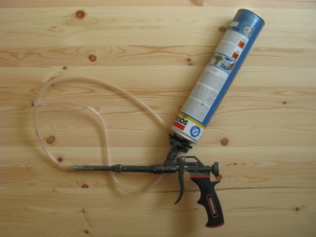 Пистолет для монтажной пены: как пользоваться, какой лучше выбрать, устройство