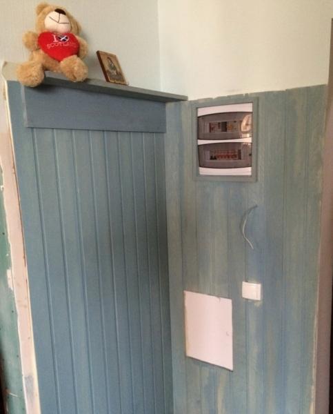 Чем покрасить вагонку внутри дома: краска для внутренних работ в помещении