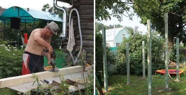 Сделать детский домик своими руками для дачи, в квартире, из дерева, фанеры