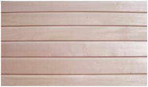 Вагонка для бани: какую лучше выбрать?