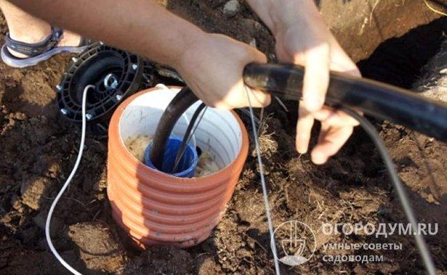 Как почистить скважину своими руками