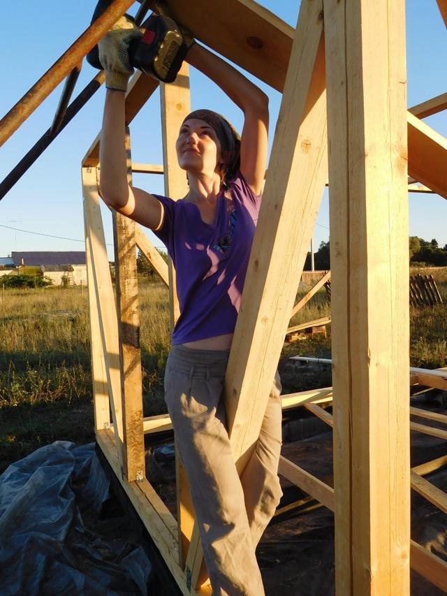 Бытовка своими руками: пошаговая инструкция по строительству