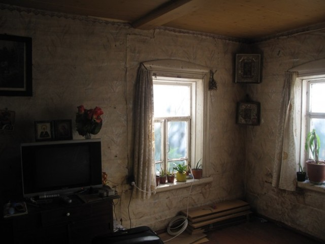 Ремонт старого деревянного дома своими руками