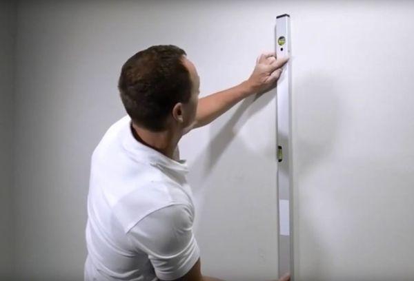 Как правильно клеить стеклообои под покраску?
