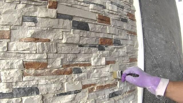 Декоративный гипсовый камень для внутренней отделки: особенности изготовления, производства, советы по укладке