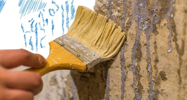 Ремонт лоджии и потолка своими руками